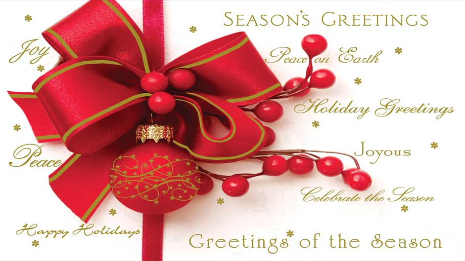 holiday christmas cards business christmas - Business Christmas Cards